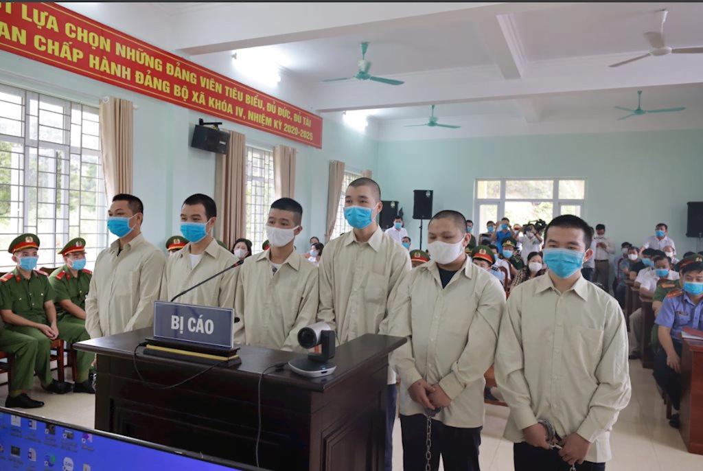25 năm tù cho các đối tượng đưa người Trung Quốc nhập cảnh trái phép vào Việt Nam