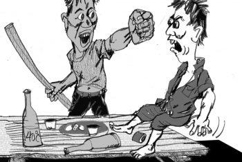 Hành vi đánh người gây thương tích bị truy cứu những trách nhiệm gì
