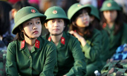 Nghĩa vụ quân sự 2019: Nhiều điểm mới trong tiêu chuẩn tuyển quân